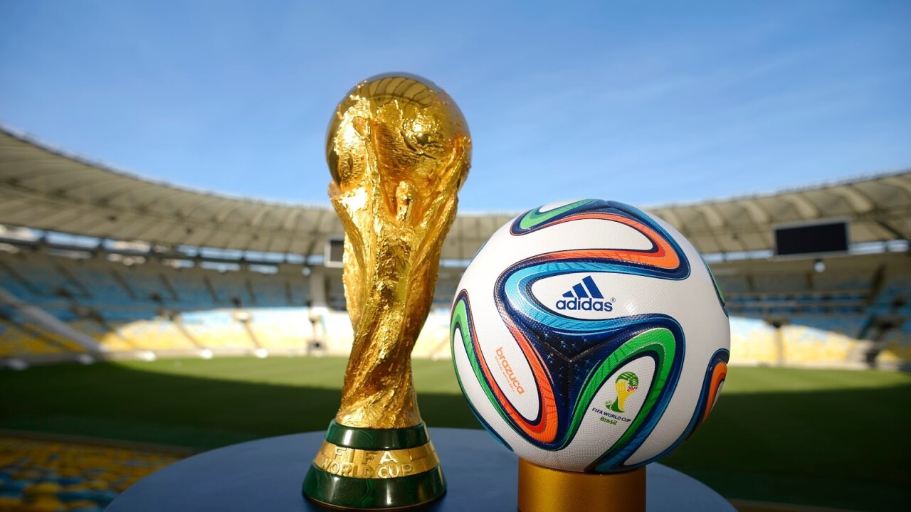 The power of live content: World Cup 2014 social media winners and losers