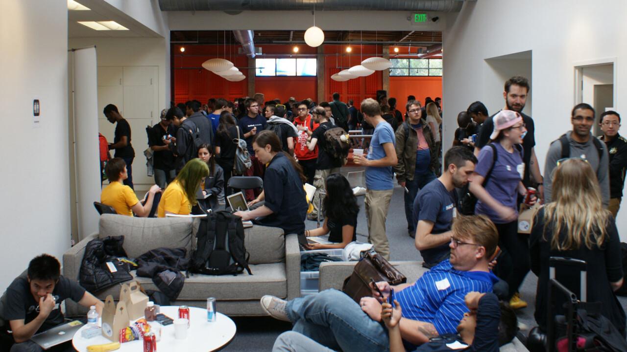 Inside Y Combinator's first hackathon