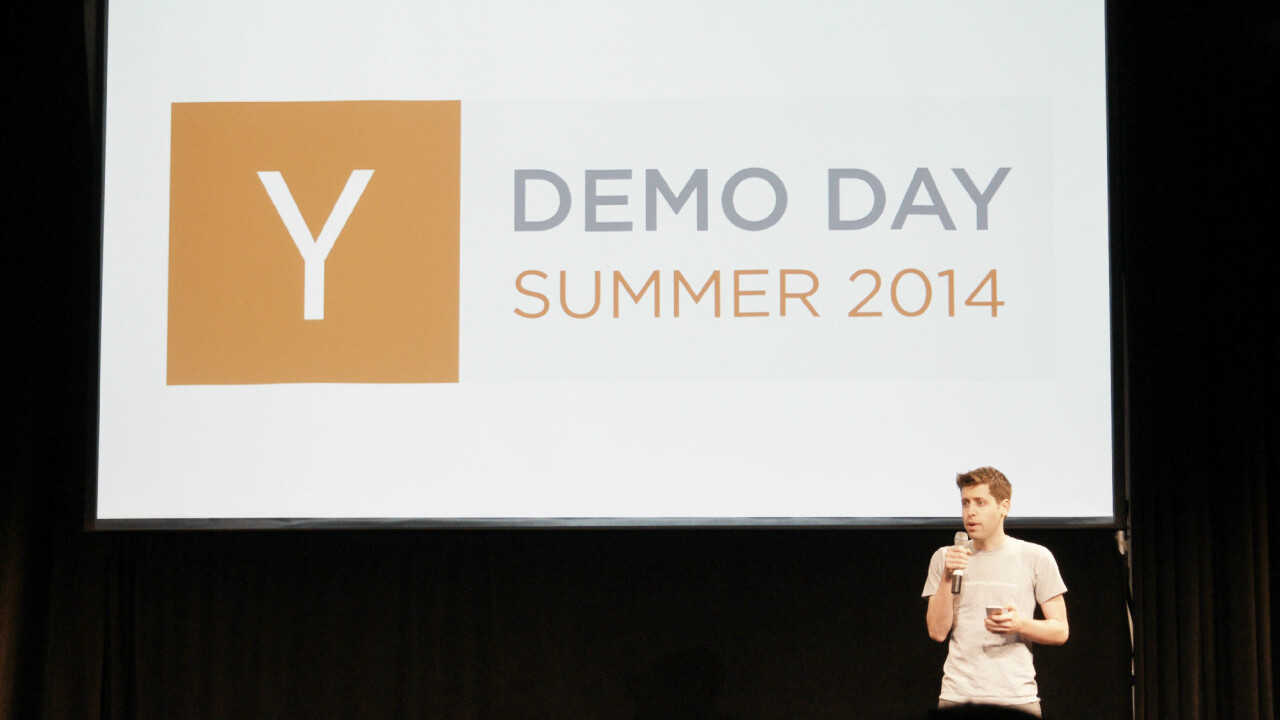 The 10 best startups from Y Combinator's summer 2014 mega-demo day