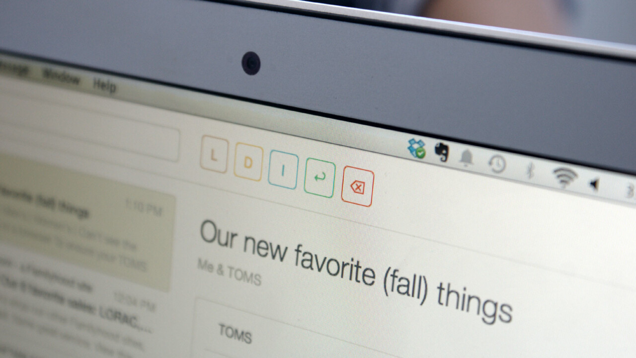 Mailbox email app for OS X is now in open beta