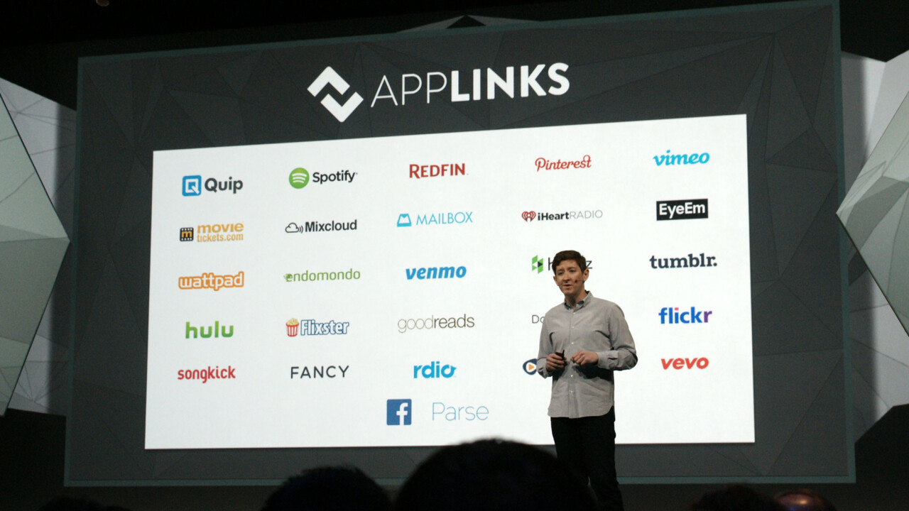 Facebook adds analytics support to App Links and Windows universal support