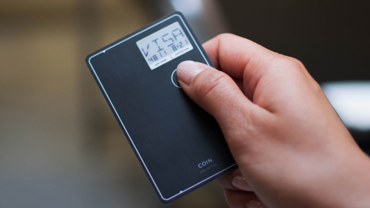 Coin 2.0 has NFC for contactless payments, starts shipping today