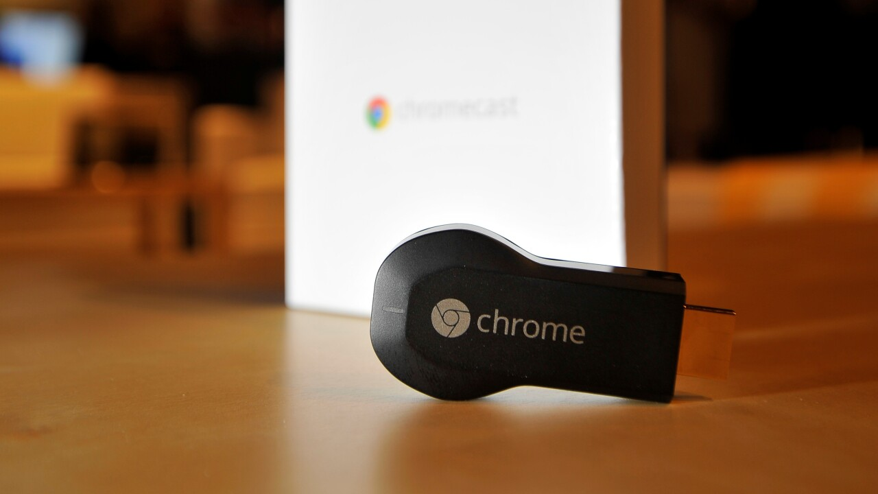 Guided by Chromecast: The power to shape viewing habits