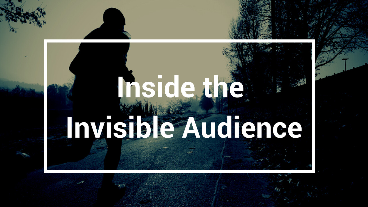Inside the invisible audience: Why your social media posts are more popular than you think