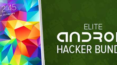 Learn to code Android apps: Get 92% off the Elite Android Hacker Bundle