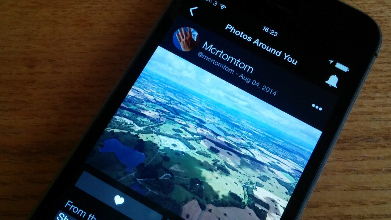 EyeEm revamps its iOS app to put photos first, with a clever 'EyeZoom' feature
