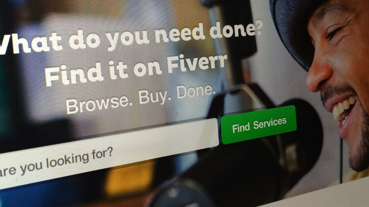 Fiverr's budget creative marketplace is now easier to navigate – but does it undermine professionals?