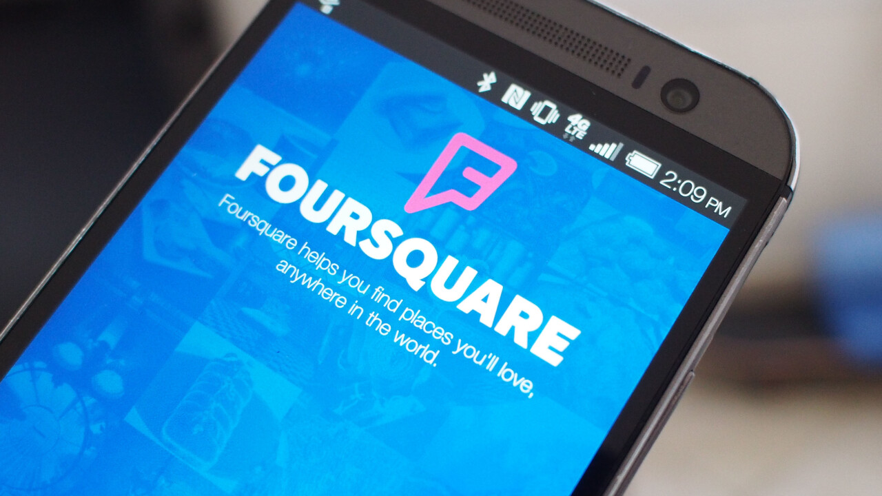 Foursquare users can now add expiration dates to tips for time-limited advice