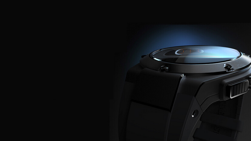 HP jumps on the smartwatch bandwagon with a luxury designer device
