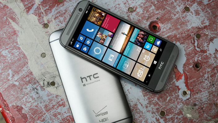 HTC One (M8) for Windows officially launched as a Verizon exclusive, available today for $99 up-front