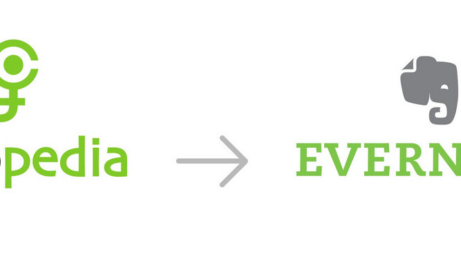 Evernote offers a free safe haven for Fotopedia images