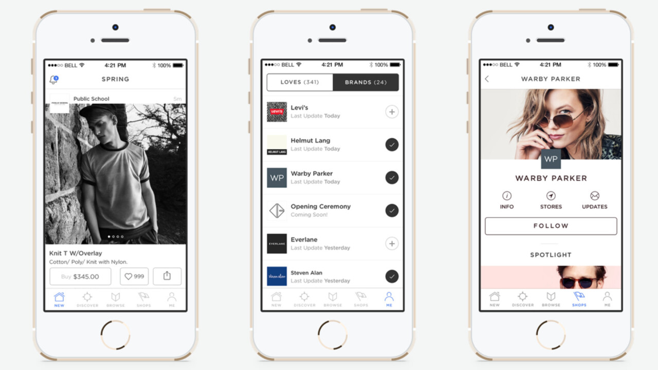 TechStars NYC co-founder launches Spring, a brand-backed mobile marketplace