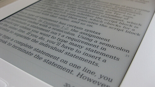 Sony quits selling e-readers