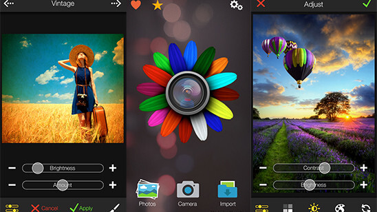 FX Photo Studio app update features interface overhaul and augmentedspecialeffects