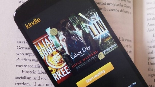 Amazon's Whispersync for Voice hits the UK to help you switch between reading and listening to ebooks
