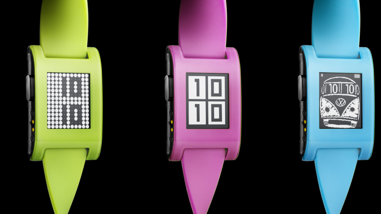 PayPal launches an app for Pebble smartwatches