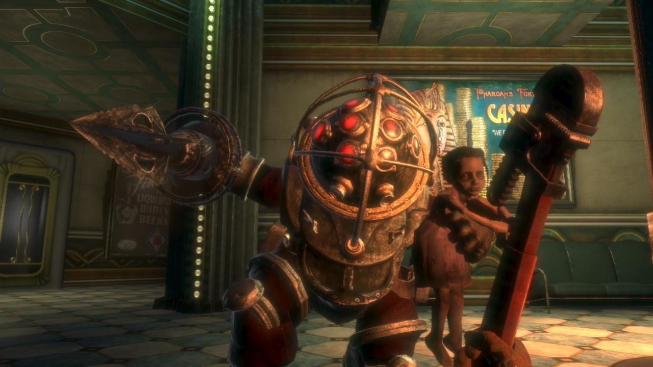 BioShock, the iconic first-person shooter, arrives on iOS for $14.99