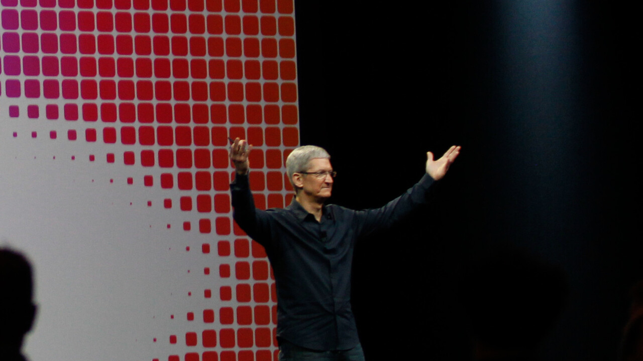 Tim Cook says Apple has 'no intention' to merge iOS and OS X