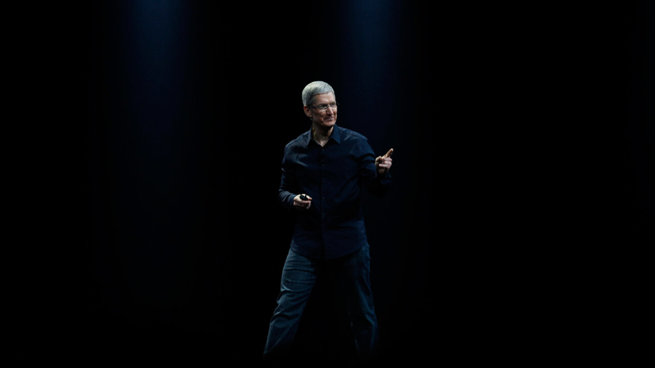 Tim Cook won't pay for Apple's offshore billions until tax laws catch up with the 'digital age'