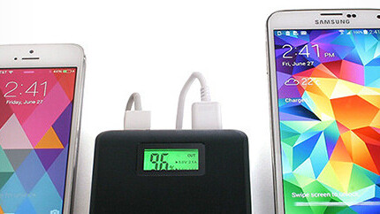 Last chance to get 35% off Limefuel's giant 15,000mAh dual-USB Battery Pack