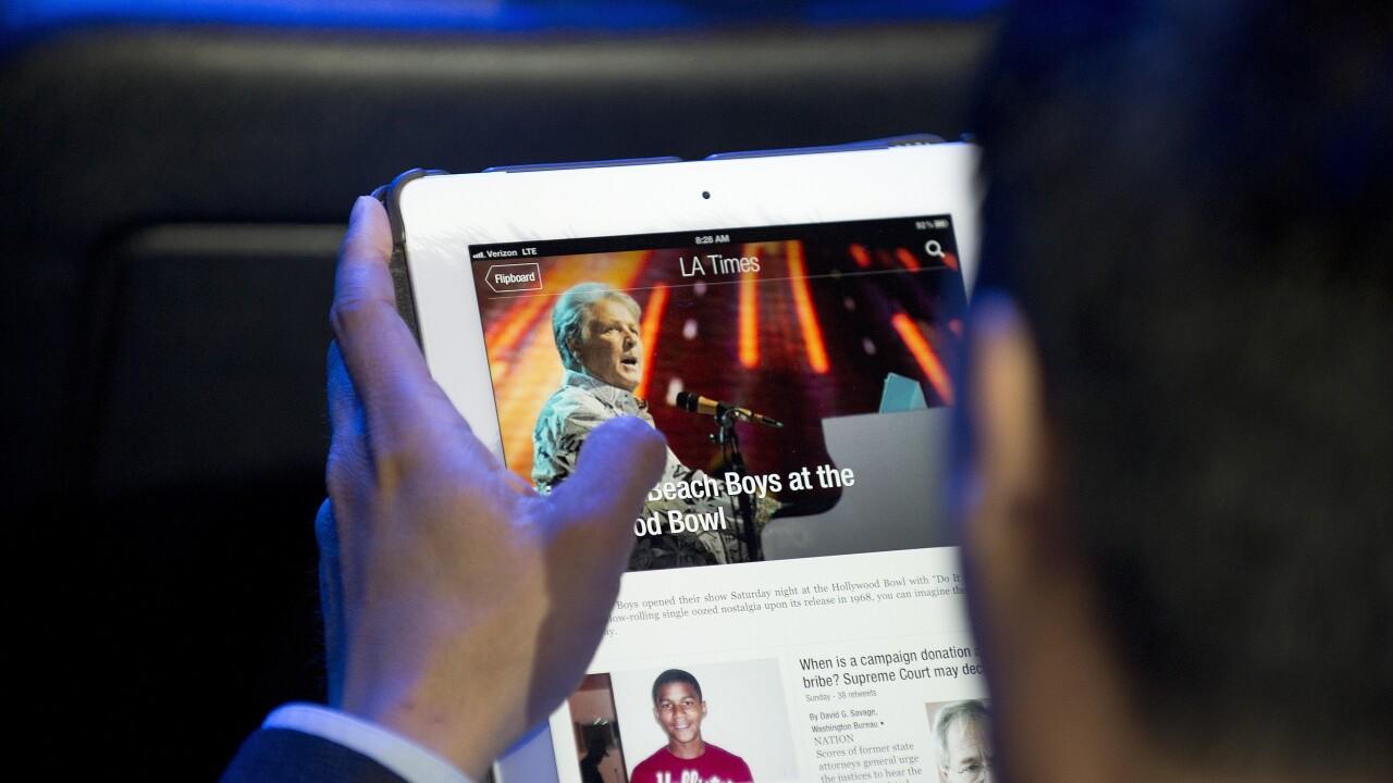 Flipboard recruits the team behind Ultravisual, an iPhone app for creative inspiration