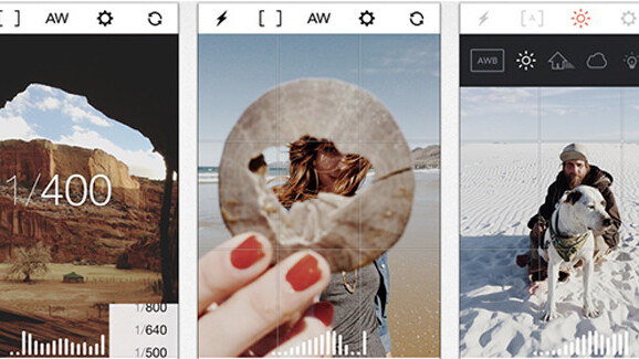 Manual for iPhone makes pro camera settings a snap