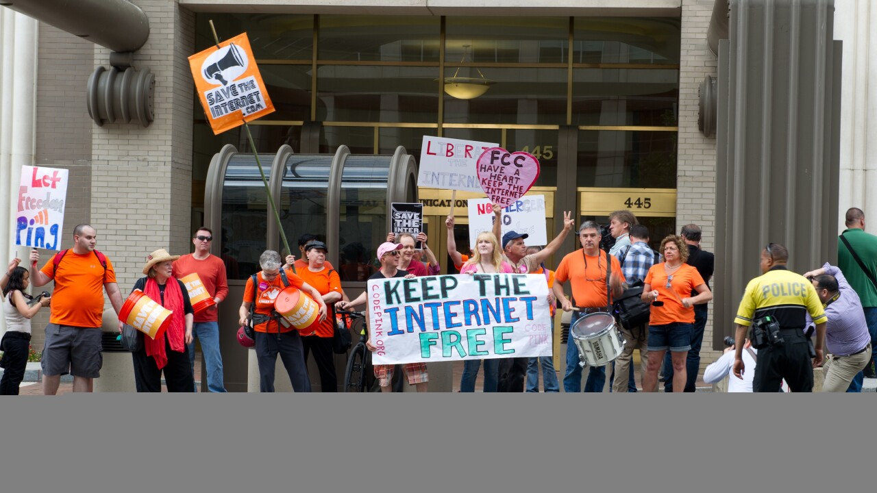 Mozilla, Netflix, Kickstarter and others join 'Day of Action' campaign to promote net neutrality