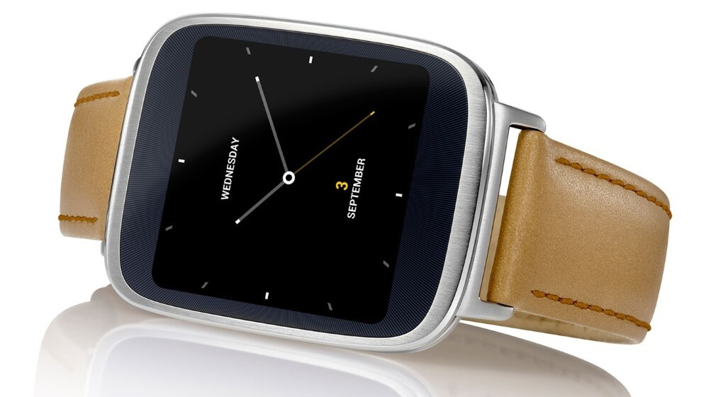 You can now get an Asus ZenWatch for $199 on the Google Play Store or Best Buy