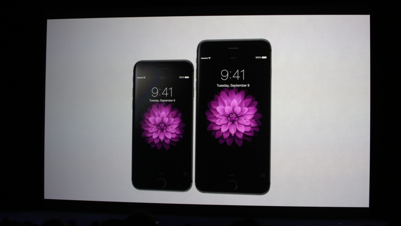 iPhone 6 and iPhone 6 Plus will ship on September 19, iPhone 5s down to $99 and iPhone 5c goes free