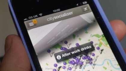 Citysocializer moves beyond the UK, and now wants to help people socialize in New York