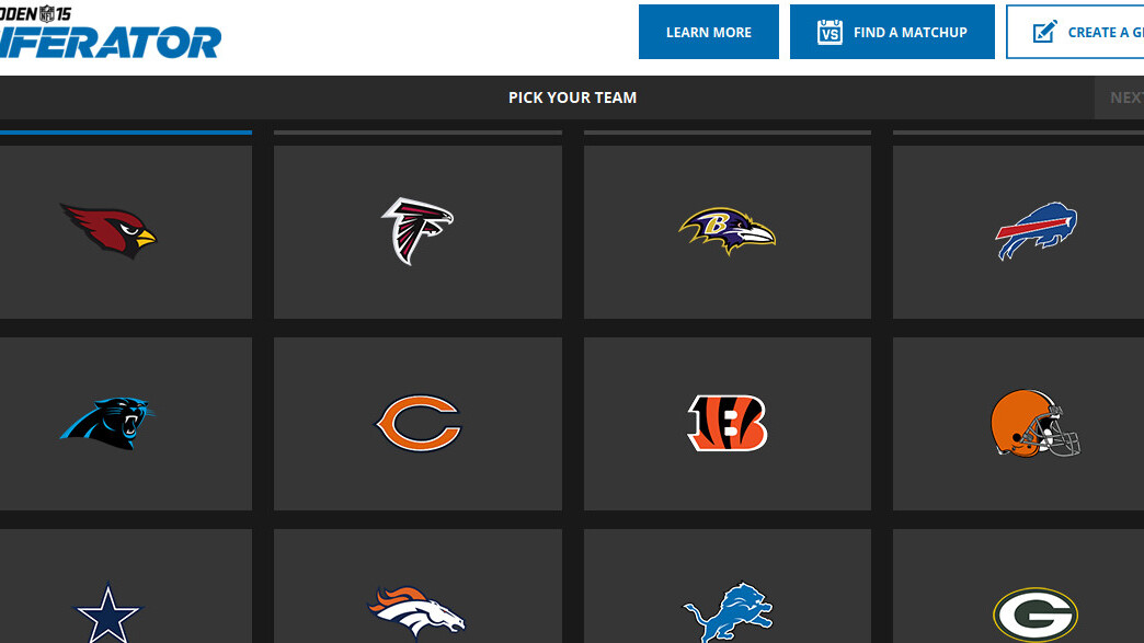 Google meshes 'smack talk' with GIFs to launch the Madden Giferator for the new NFL season