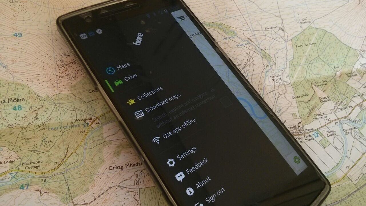 Nokia's HERE maps opens to all with a new self-service portal for third-party developers