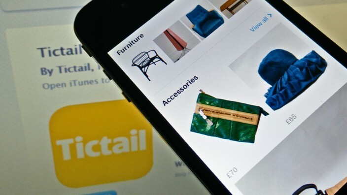'Tumblr of e-commerce' Tictail launches a consumer app for one-of-a-kind items from 55,000 stores