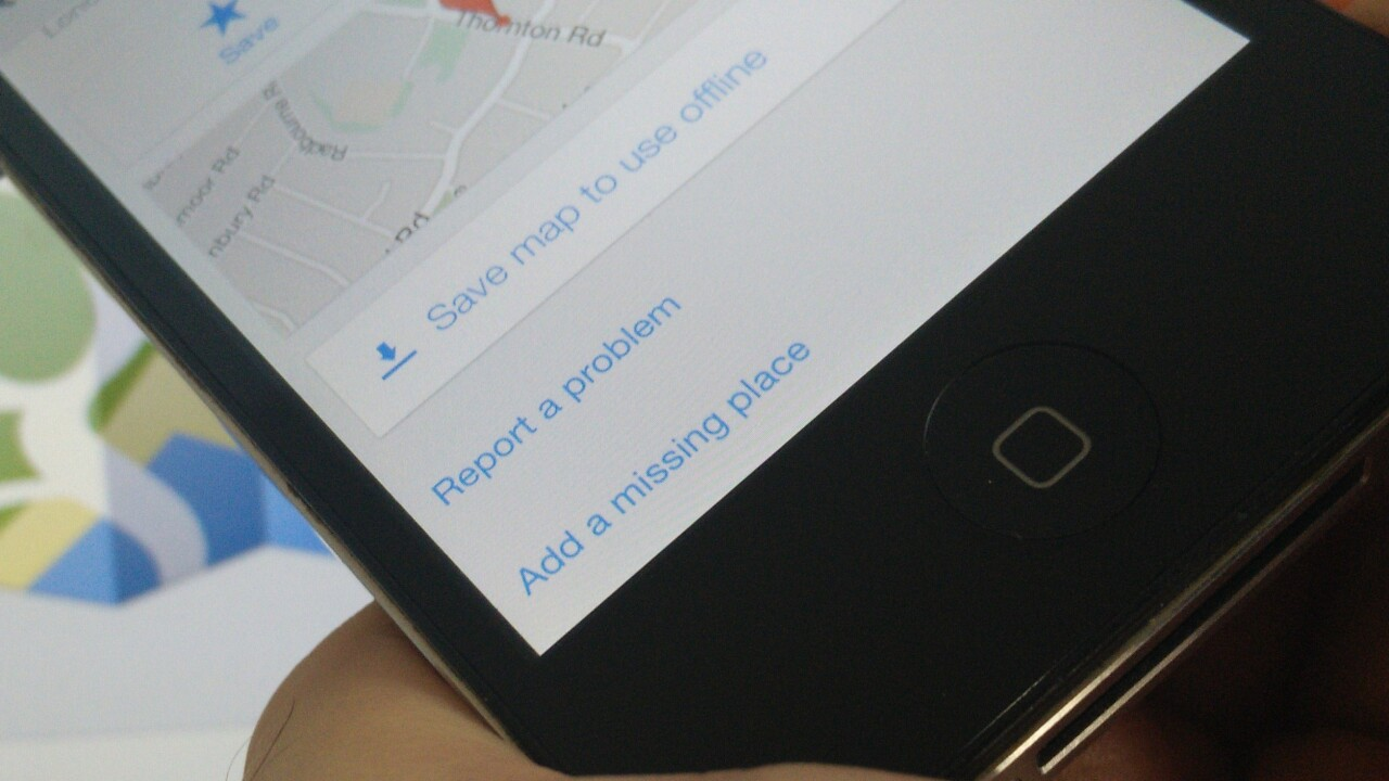 Google Maps now lets you add 'missing places' including points-of-interest directly from your phone