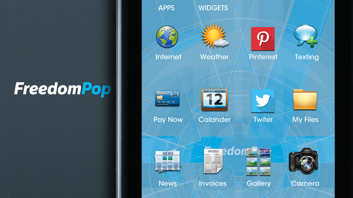 Budget carrier FreedomPop gets into branded hardware with sub-$100 smartphones and tablets