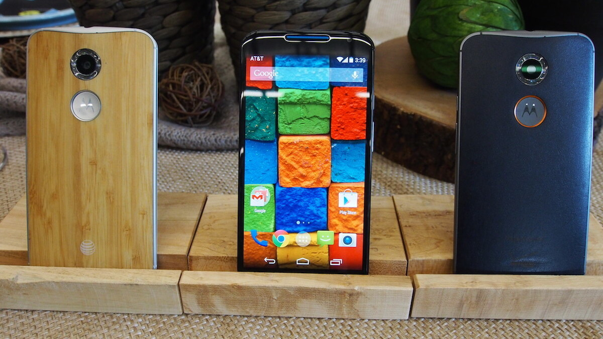The new Moto X is even more fashionable and customizable