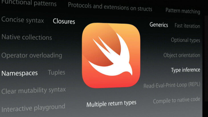 Apple's now accepting Swift-coded iOS apps for the App Store