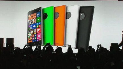 Microsoft's Lumia 830 launched with 10MP PureView camera, Lumia Denim firmware and a focus on value