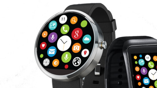 Now you can have the Apple Watch design on your Android Wear timepiece