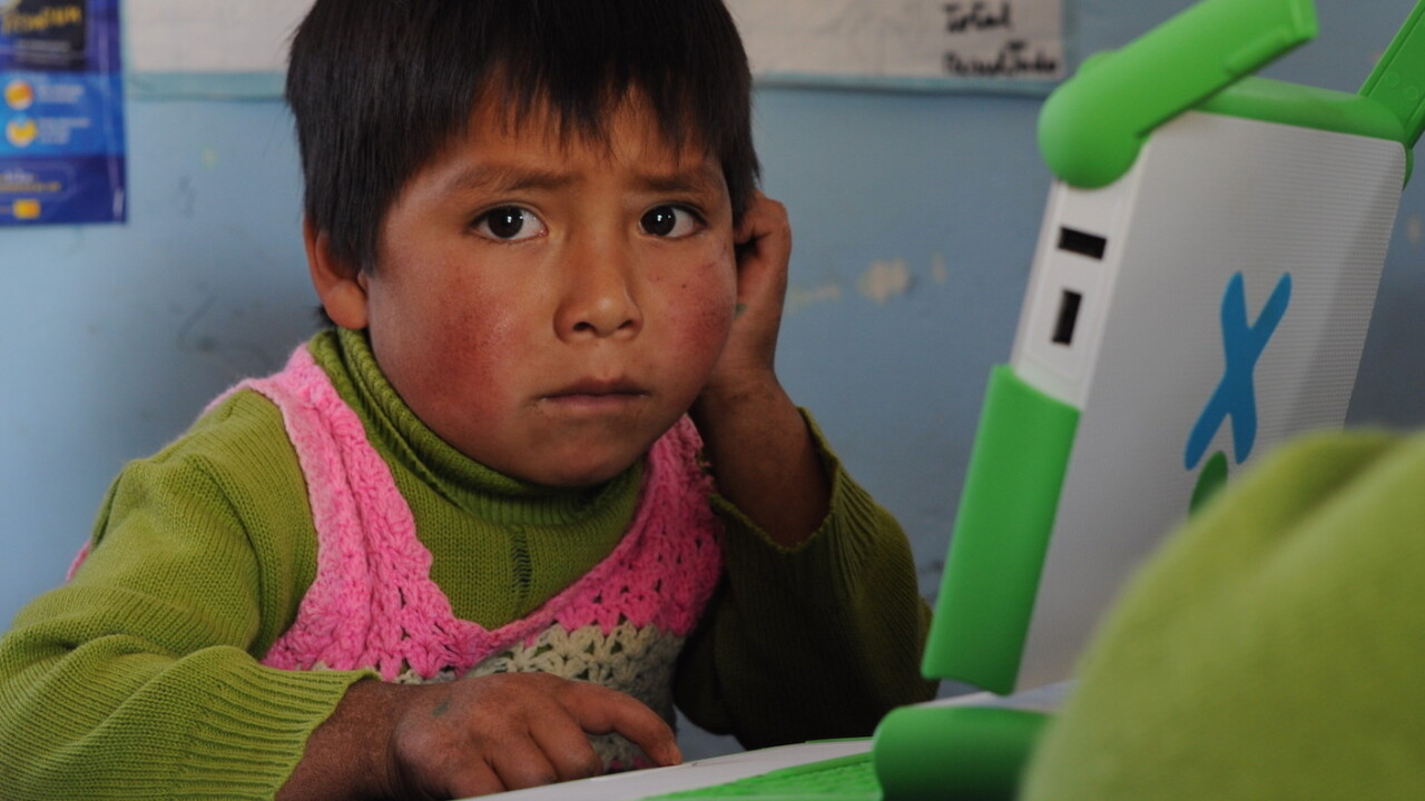 WEB: A touching documentary about One Laptop Per Child and the spread of the Internet