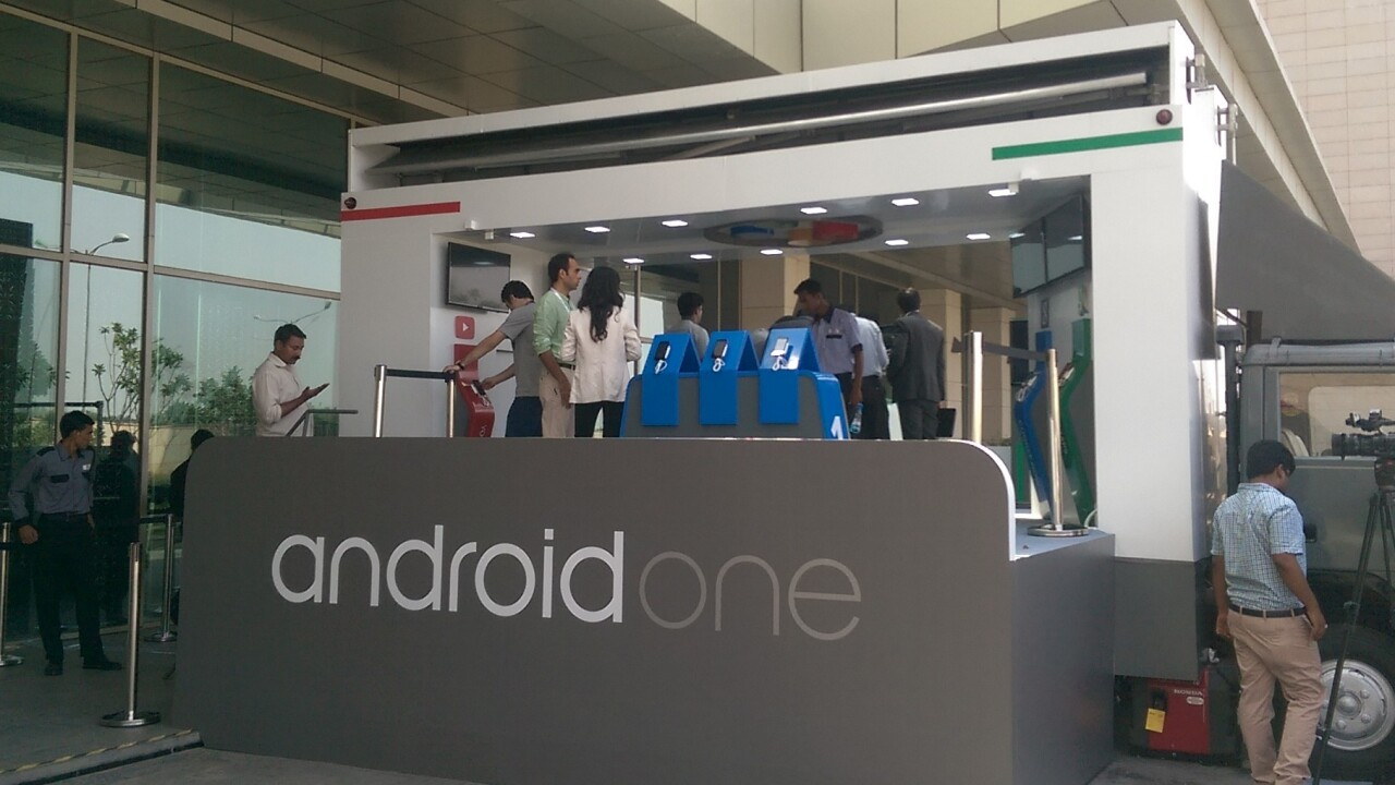 Google announces its first 'affordable' Android One smartphones in India, priced from $105