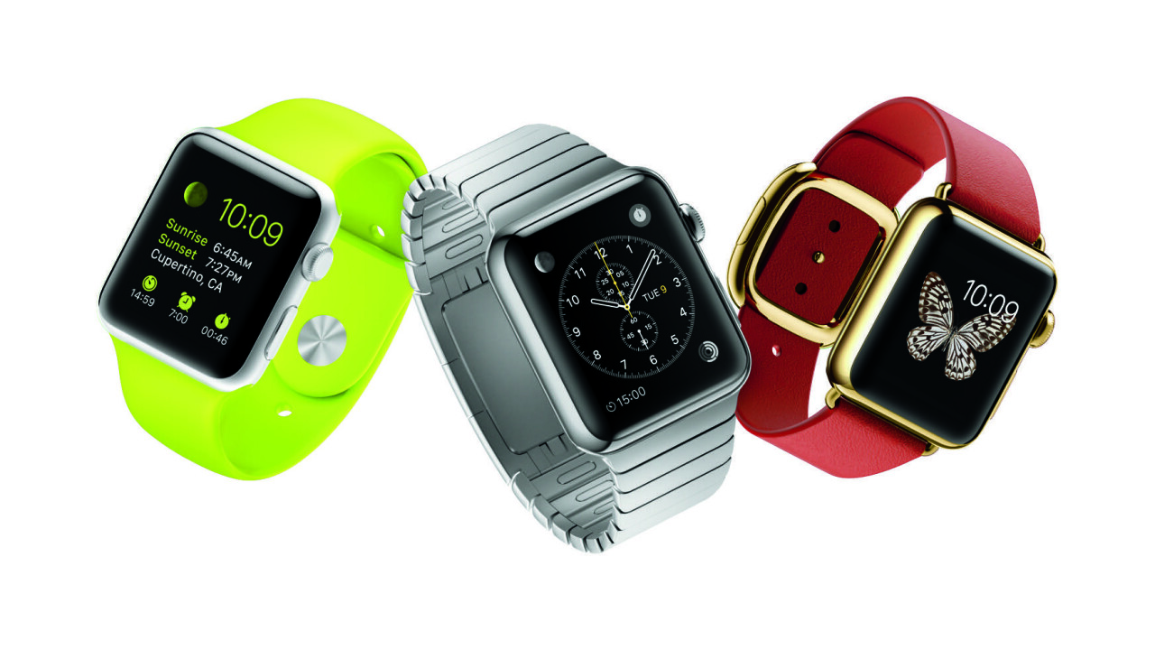 Details of the Apple Watch's iPhone app emerge