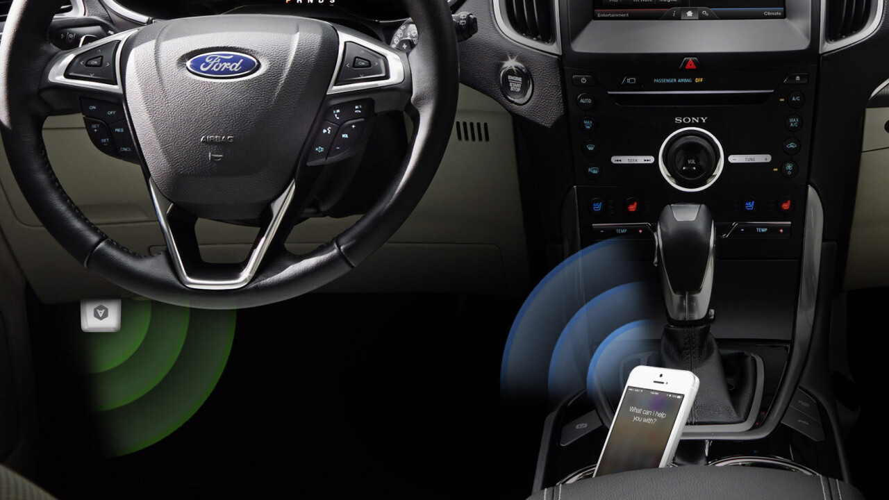 Automatic partners with Ford to add Siri and IFTTT support to SYNC-equipped cars