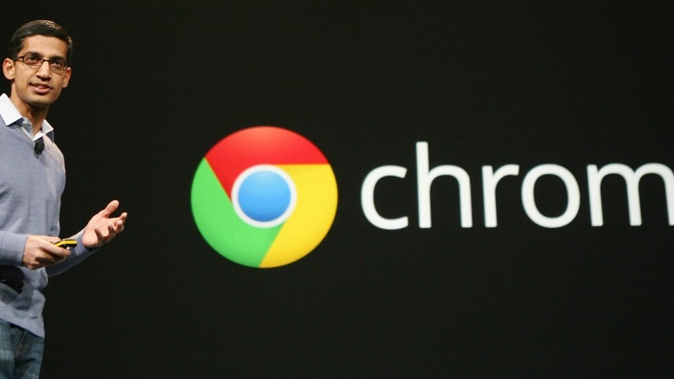 Google's new Material Design is rolling out to Chrome for Android