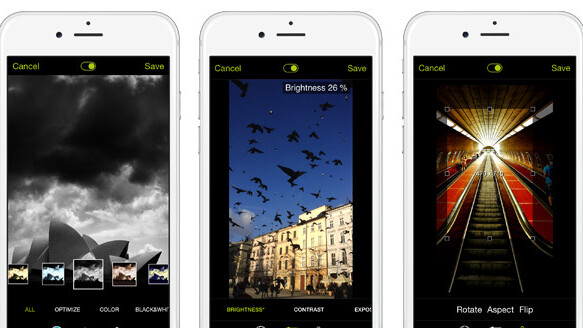 Hands on: ProCamera 8 overhaul boosts DSLR style-shooter with third-party HDR and more