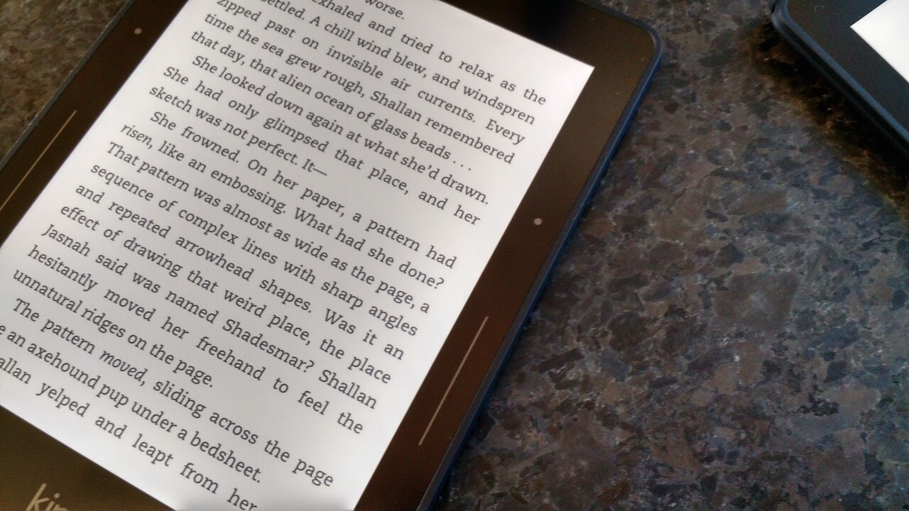Amazon will soon pay self-published authors based on how many pages of a book are read