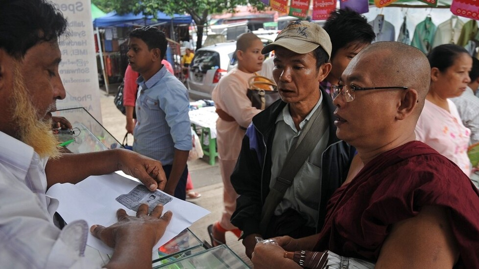 Owning a mobile phone in once-reclusive Myanmar is about to get a lot easier and cheaper