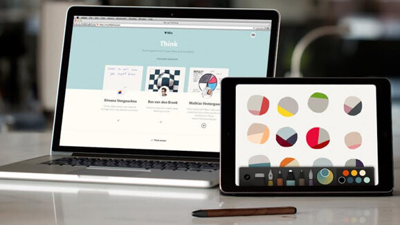 FiftyThree's Paper goes the collaborative route with new Mix platform