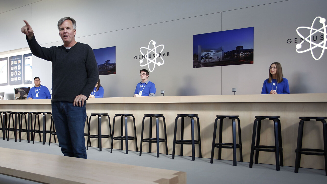 Former Apple retail chief Ron Johnson reportedly launching gadget delivery startup