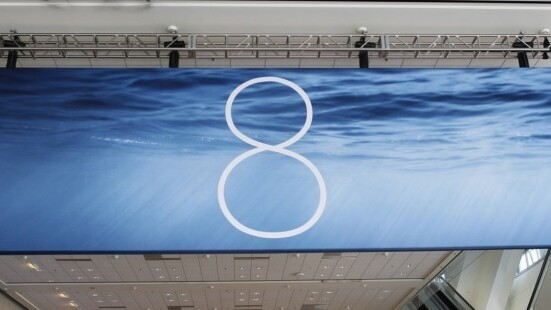 iOS 8 will be available to download on September 17